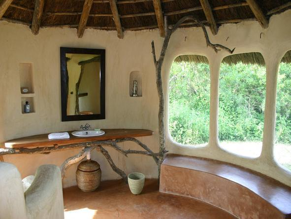 Mihingo Lodge - Bathroom