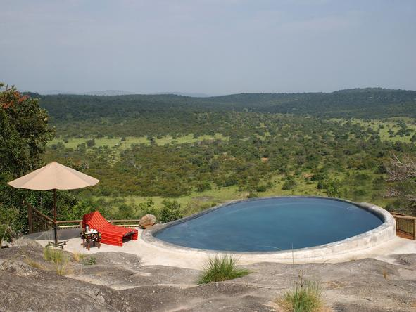 Mihingo Lodge - Pool