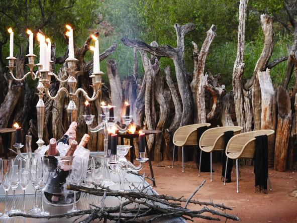 Molori Safari Lodge - Boma