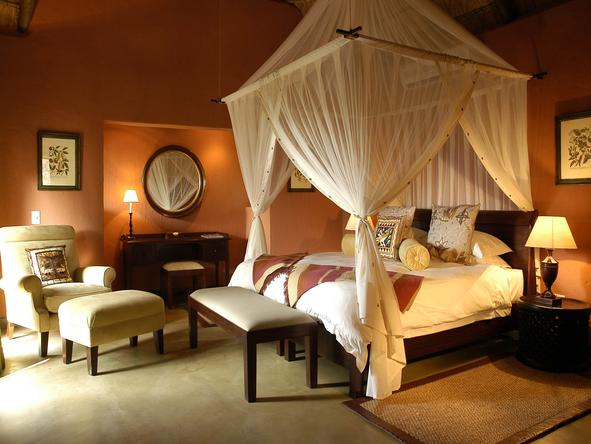 Motswiri Private Safari Lodge - Bedroom