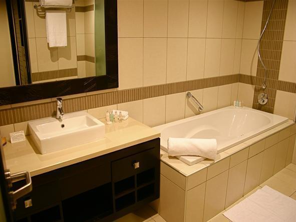 Mount Meru Hotel - Bathroom