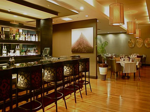 Mount Meru Hotel - Bar