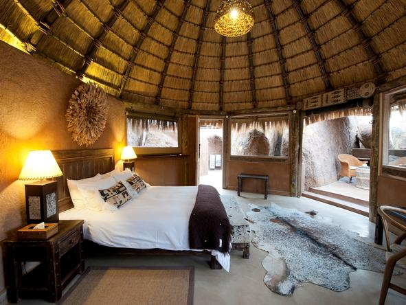 Mowani Mountain Camp - Bedroom