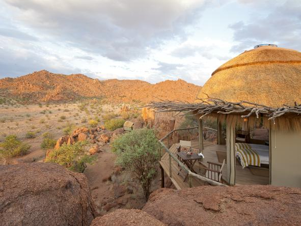 Mowani Mountain Camp - Accommodation