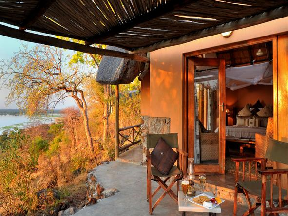 Muchenje Safari Lodge - Exterior