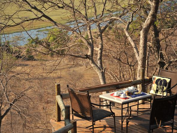 Muchenje Safari Lodge - Dining