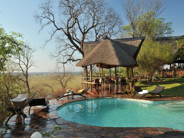 Muchenje Safari Lodge - Pool