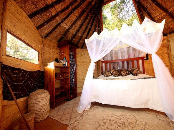 Mwamba Bush Camp - Cottage2