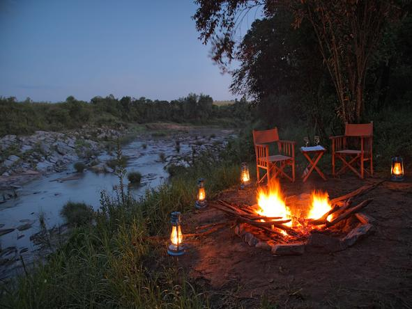 Naibor Luxury Camp - Boma