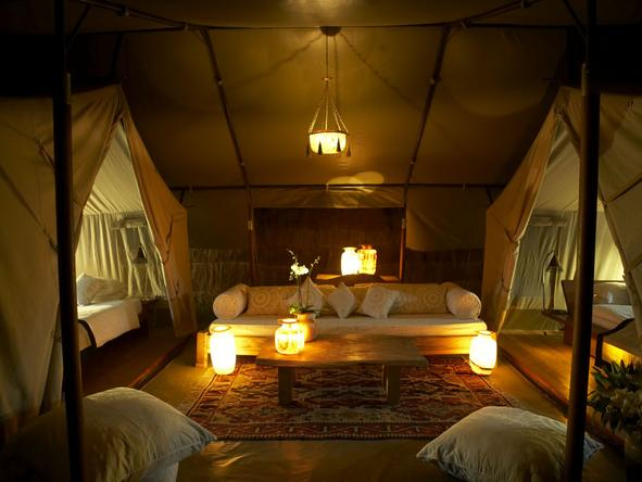 Naibor Luxury Camp - Tent3