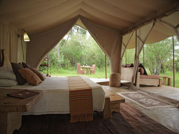 Naibor Luxury Camp - Tent