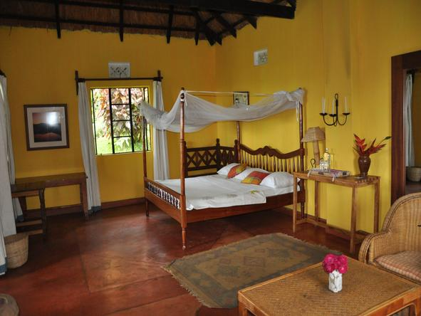 Ndali Lodge - Bedroom Family