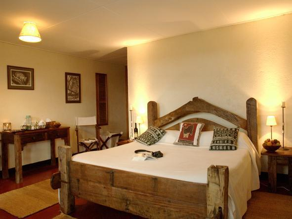 Ndutu Safari Lodge - Bedroom