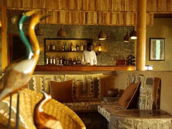 Ndutu Safari Lodge - Bar