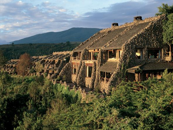 Ngorongoro Serena Safari Lodge - Lodge