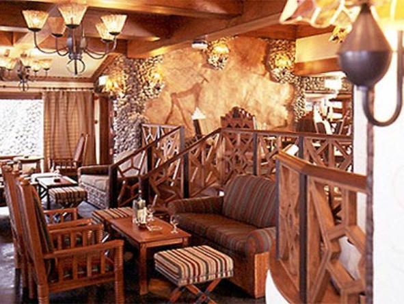 Ngorongoro Serena Safari Lodge - Dining