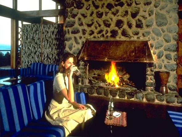 Ngorongoro Serena Safari Lodge - Lounge2