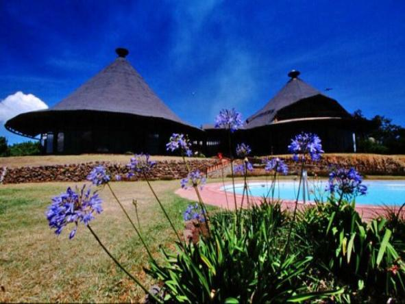 Ngorongoro Sopa Lodge - Exterior view
