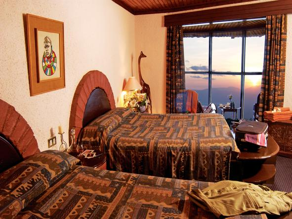 Ngorongoro Sopa Lodge - Bedroom