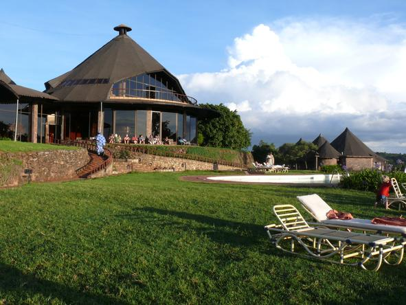 Ngorongoro Sopa Lodge - Lodge