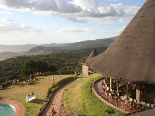 Ngorongoro Sopa Lodge - Surrounding