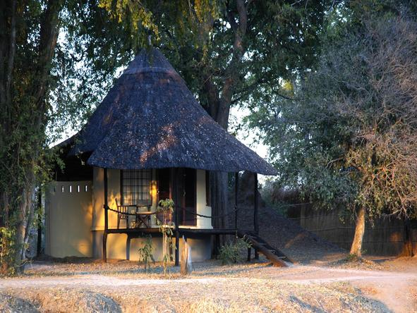 Nsefu - Accommodation