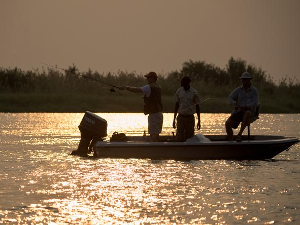 Ntwala Island Lodge - fly-fishing
