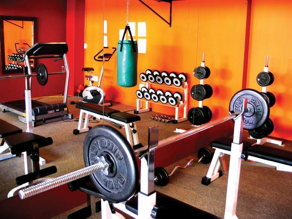 O on Kloof Boutique Hotel - Gym