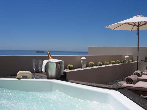 O on Kloof Boutique Hotel - Pool