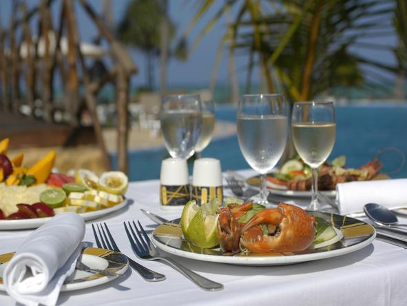 Ocean Paradise Resort - Dining
