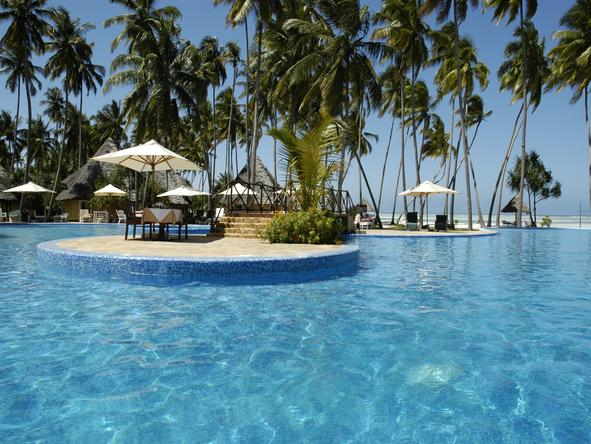 Ocean Paradise Resort - Pool
