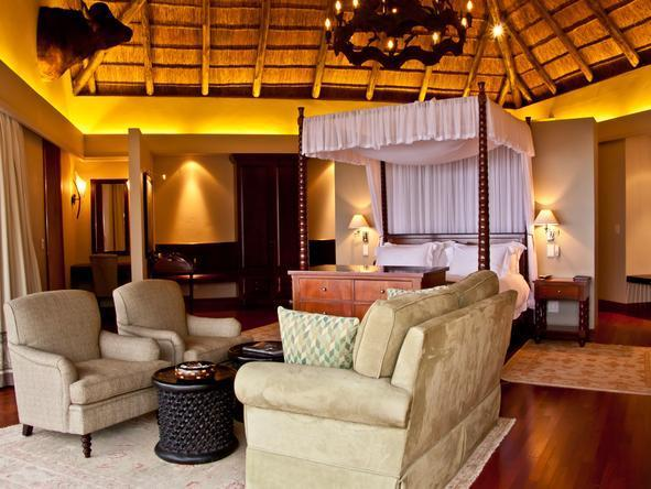 Oceana Beach and Wildlife Reserve - Private Lounge