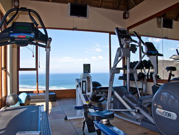 Oceana Beach and Wildlife Reserve - Gym