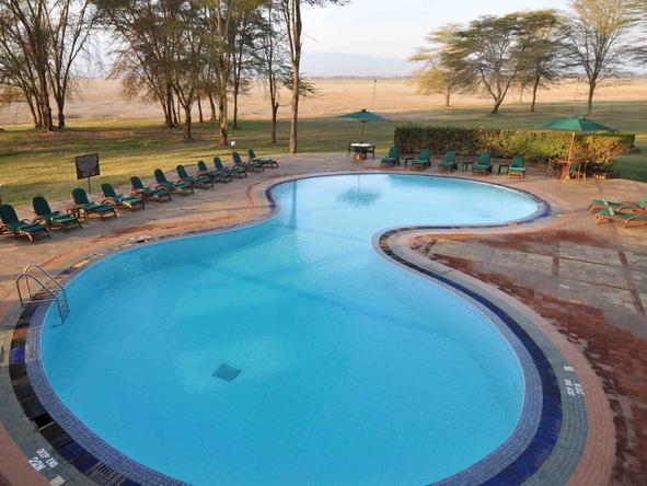 Ol Tukai Lodge - Pool