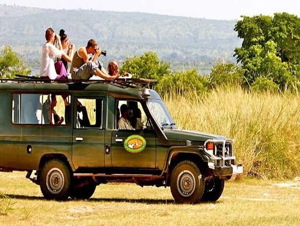 Paraa Safari Lodge - Activities