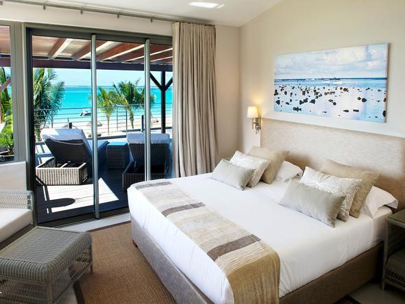 Paradise Beach -  Luxury Apartments - Bedroom2
