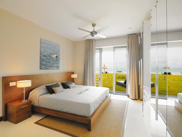 Paradise Beach -  Luxury Apartments - Bedroom3