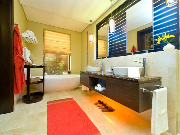 Pezula Resort Hotel and Spa - Bathroom