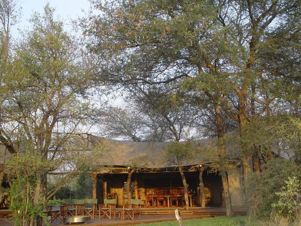 Plains Camp - main lodge