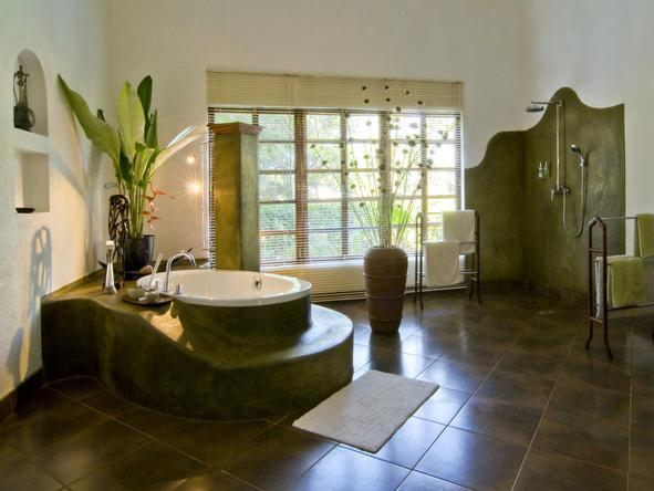 Plantation Lodge - Bathroom