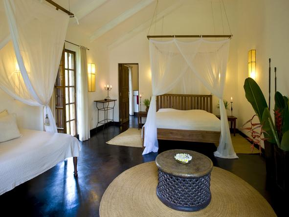 Plantation Lodge - Bedroom2
