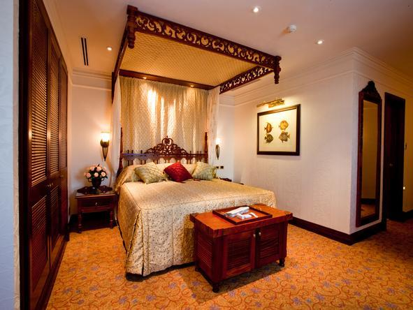 Polana Serena Hotel - Bedroom