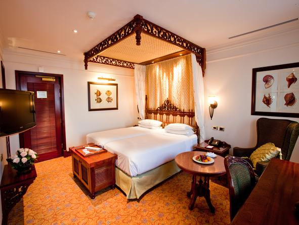 Polana Serena Hotel - Bedroom2