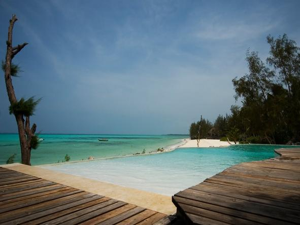 Pongwe Beach Hotel - Pool