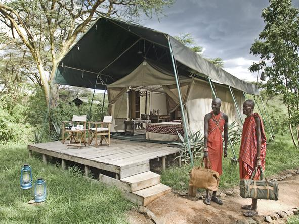 Porini Mara Camp - Staff