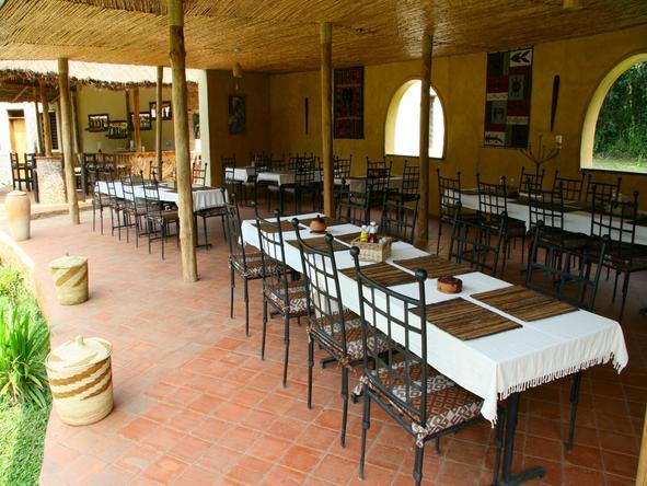 Primate Lodge - Restaurant