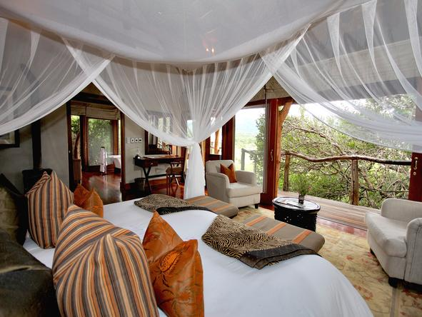 Pumba Msenge Bush Lodge - Bedroom3