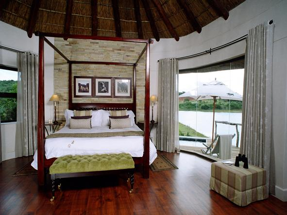 Pumba Water Lodge - Bedroom2
