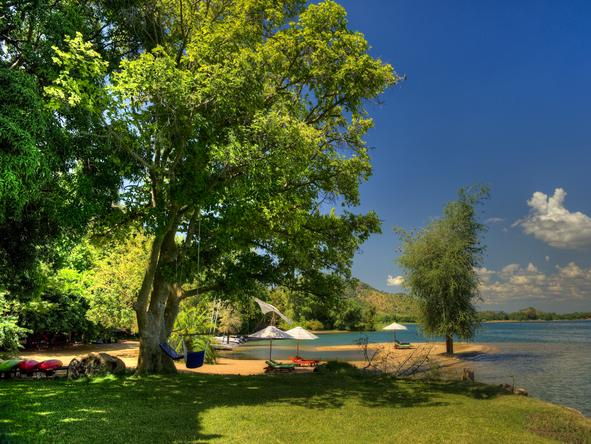 Pumulani Lake Lodge - Lake Malawi