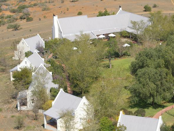 River Bend Country Lodge- Bird View
